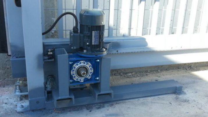 מנוע הזז נגרר תעשייתי טבול שמן