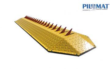 מחסום דוקרנים מכני חד כיווני - PILOMAT TYRE KILLER SMALL