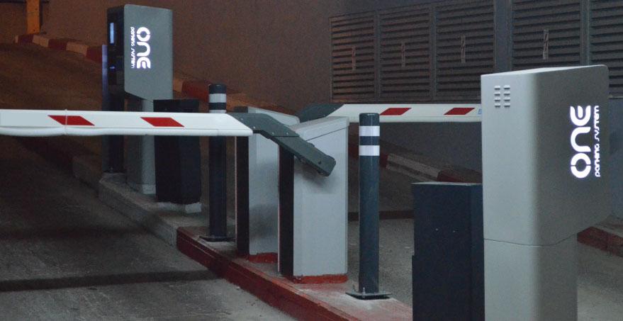 מערכת זיהוי לוחית רישוי אוטומטית - מערכת LPR לחניון