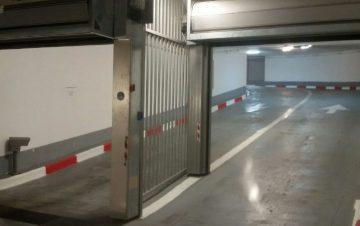 דלת נגללת חשמלית - דלתות נגללות חשמליות - שערים (אב-שער)