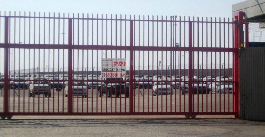 שער הזזה מבית שערים - אב שער בע