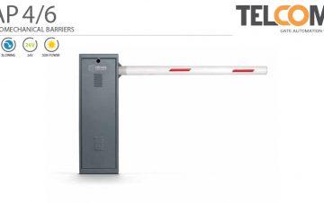 מחסום זרוע חשמלי - Telcoma RAP6