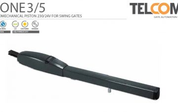 מנוע חשמלי אלקטרומכני לשער כנף - Telcoma STONE5