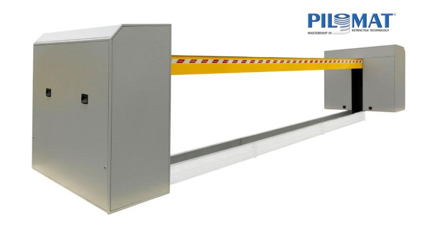 מחסום ביטחוני ממונע בעל תנועה אנכית PILOMAT BARRIER