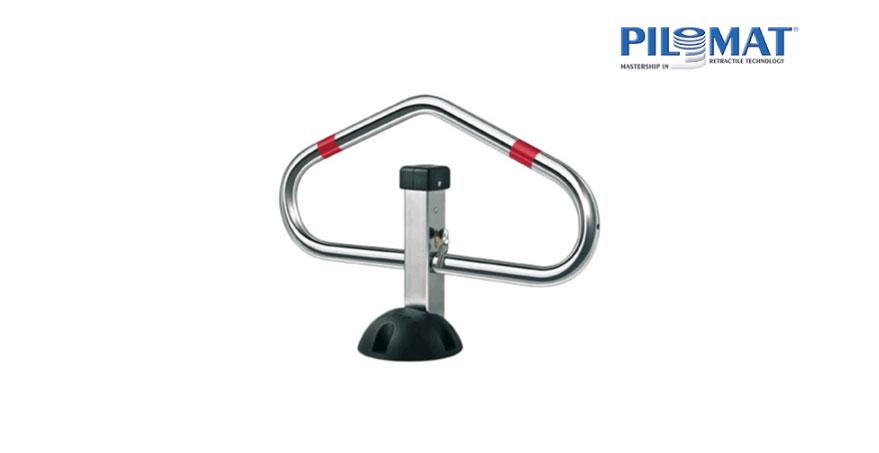 עמוד מחסום שומר חניה - PILOMAT PARKY AR100