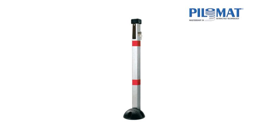 עמוד מחסום שומר חניה - PILOMAT PARKY AR700