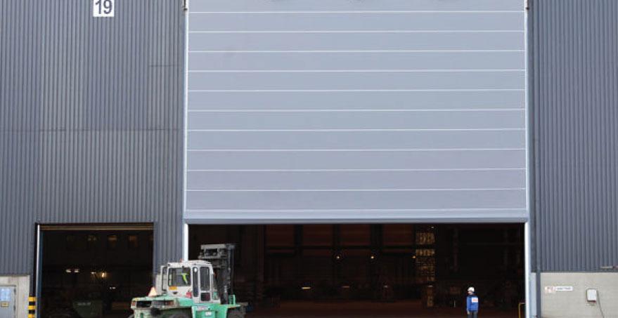 דלתות תעשייתיות