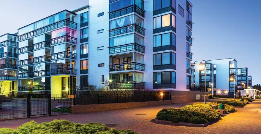 פתרונות חברת שערים לבנייני מגורים ובתי דירות