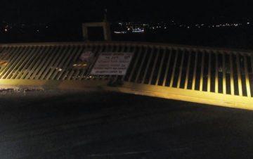 תיקון שערים חשמליים לאחר תאונה